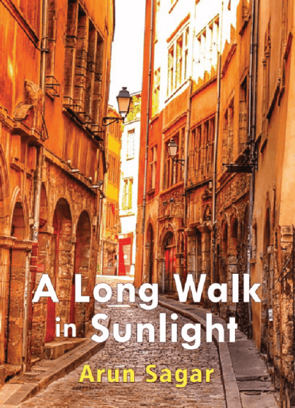 A long walk in sunlight 2020